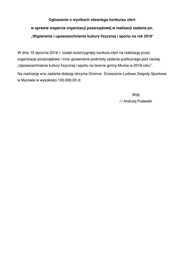 ogłoszenie o wynikach otwartego konkursu ofert Sport.jpeg