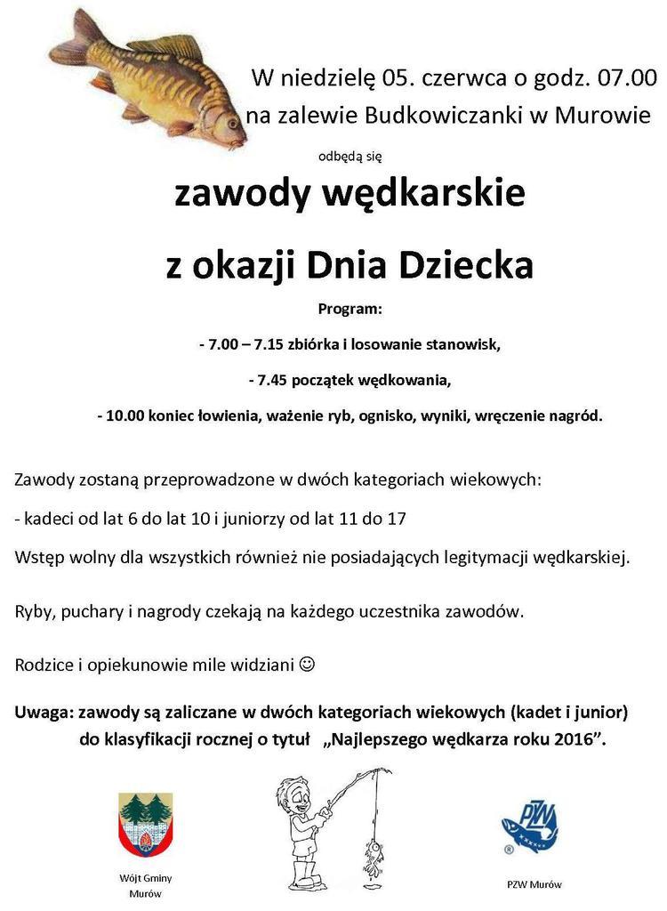 Plakat dzień dziecka 2016 w PZW Murów.jpeg