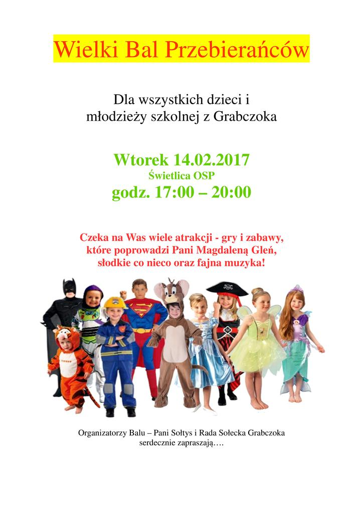 bal dla dzieci 2017 - plakat.jpeg