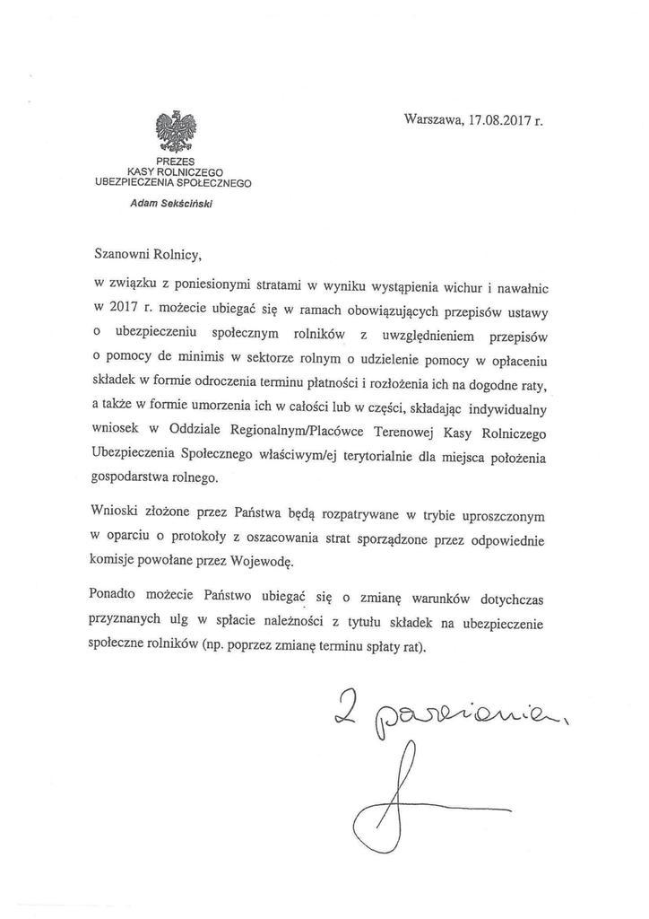 List Prezesa KRUS.pdf.jpeg