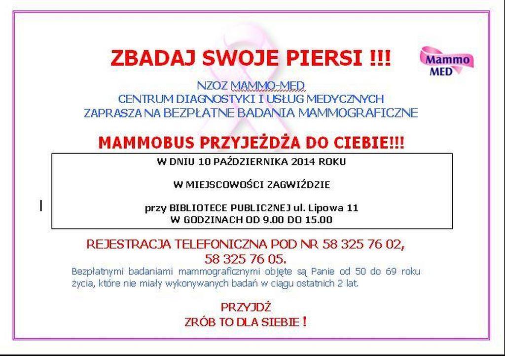 Badania mammograficzne2014 .jpeg