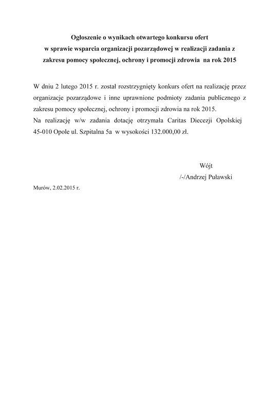 Ogłoszenie o wynikach otwartego konkursu ofert_Promocja zdrowia.jpg [1024x768].jpeg