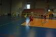 Galeria PSP w Starych Budkowicach-halowa piłka nożna