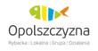 """Wielokolorowy logotyp Rybackiej Lokalnej Grupy Działania """"Opolszczyzna"""""""